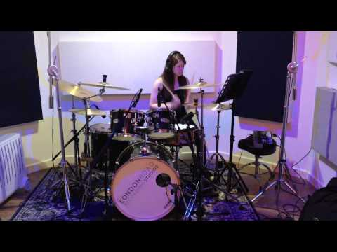 Porcupine Tree ''Open Car'' Drum cover, By Kayli Williams