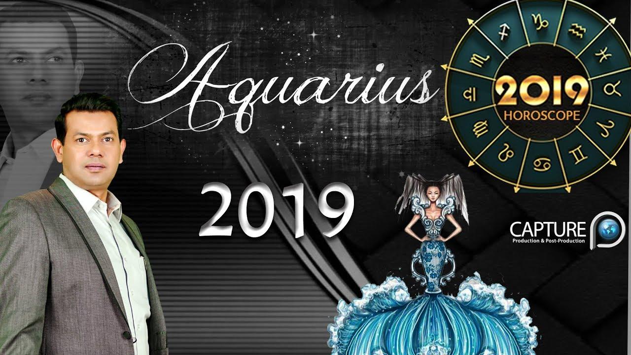 Aquarius Yearly Horoscope 2019