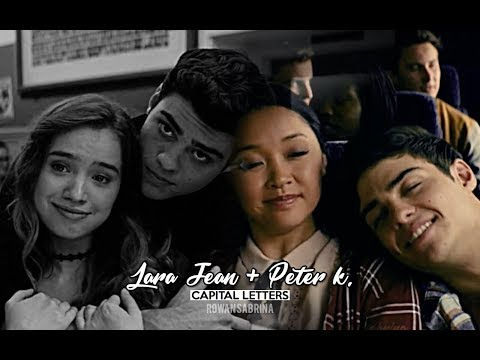 "Lara Jean & Peter Kavinsky | ""You gonna break my heart, Covey?"""