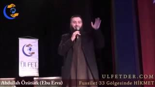 Ebu Erva Hoca -  Cadullah El Kurani nin hikayesini anlatıyor