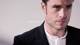 Jaeger Menswear SS18 Collection