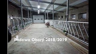 Prezentacja rozbudowy obory | Ferie 2019 | Czytaj opis :D |