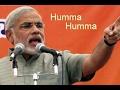 Narendra Modi Singing The Humma Song By Jubin Nautiyal Ft Badshah