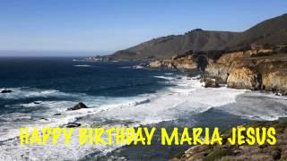 MariaJesus   Beaches Playas - Happy Birthday