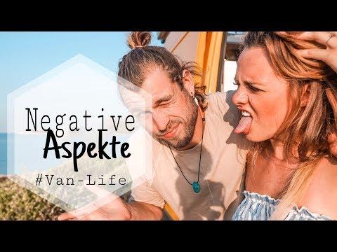 Van-Life - das NERVT! Alle negativen Aspekte | Yvonne Pferrer