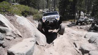 Crawlifornia Dreaming - The Rubicon Trail - Presented By Rock Krawler Suspension