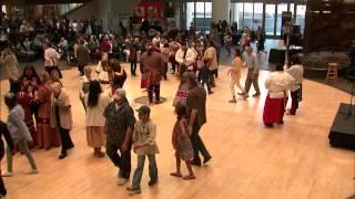 Cherokee Days 2015:  Traditional Dances 1