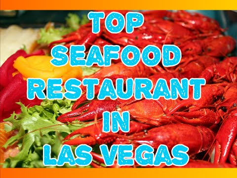 Top Seafood Restaurant In Las Vegas Youtube