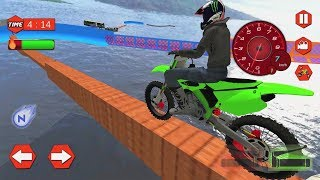 Extreme Bike Stunts Mania Android Gameplay #27