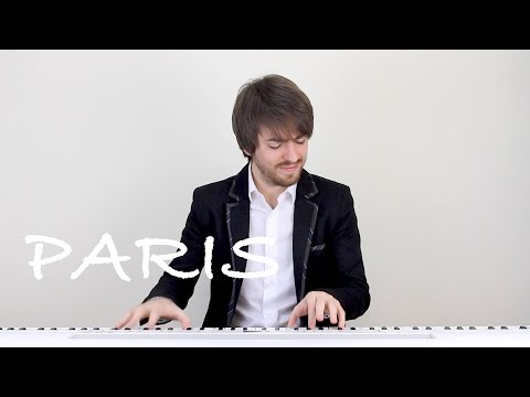 The Chainsmokers - PARIS / Piano Cover David de Miguel