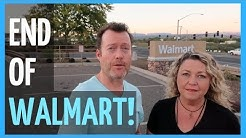 RV Living Full Time - Walmart's NEW Plans for Parking Lots (Does It Include RVs?)
