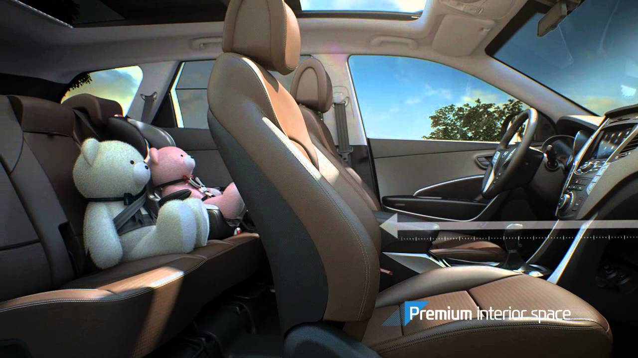 Grand Santafe Interior YouTube