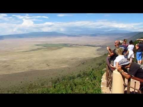 Ngorongoro Crater , Tanzania