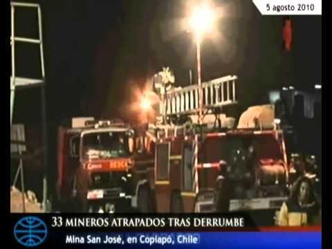 Mineros de Chile La pelicula - parte 1 de 10