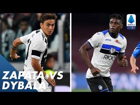 Zapata vs Dybala   Player vs Player   Serie A