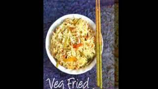 Carrot Rice Recipe  Lunch Box Recipes ~ Indian Khana