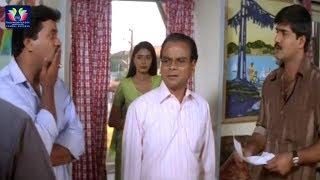 L.B.Sriram & Sunil Best Comedy Scenes   Ottesi Cheputunna Movie   Comedy Express