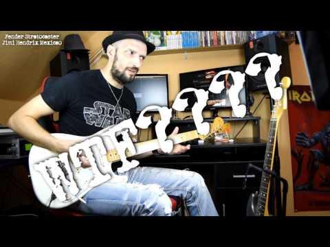 Fender standard Strat VS Fender Jimi Hendrix Strat