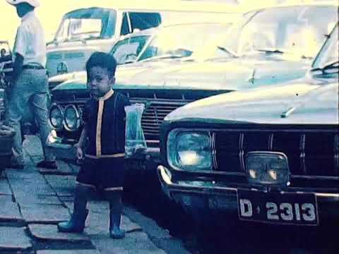 Bandung Trip, December 1971