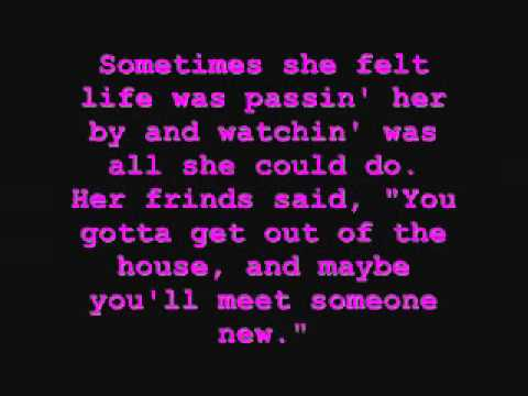 She Didn't Have Time - Terri Clark ~ Lyrics