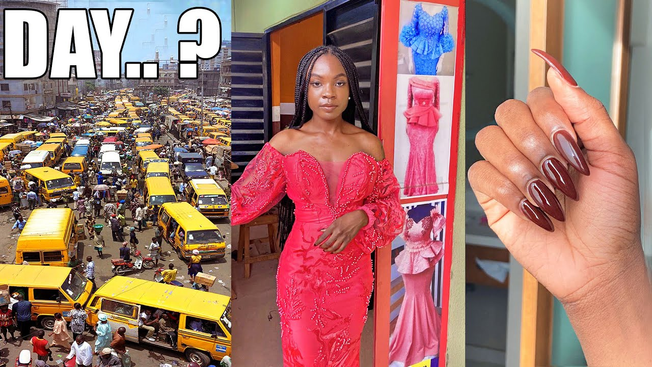 Download FROM THE US TO NIGERIA| New apartment, the DRESS, NAILS, FAMILY, FRIENDS, More