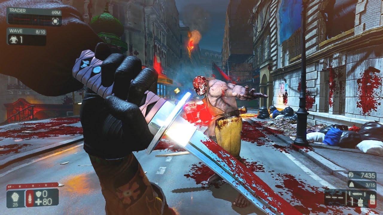 Killing Floor 2 Hoe Katana Only Berserker Challenge Long Game W Hans Youtube