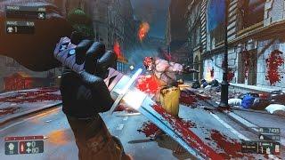 Killing Floor 2: HoE Katana Only Berserker Challenge Long Game w/Hans