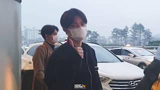 20190330 크로스진 용석 김포출국