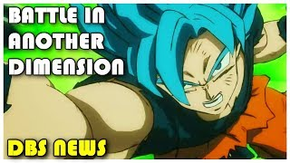 Goku Fights Broly In Another Dimension and More Details | Dragon Ball Super Broly Movie