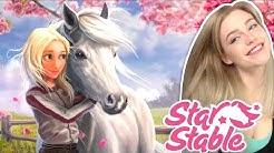 MEIN ERSTES MAL STAR STABLE! /mit @IsyCheesy