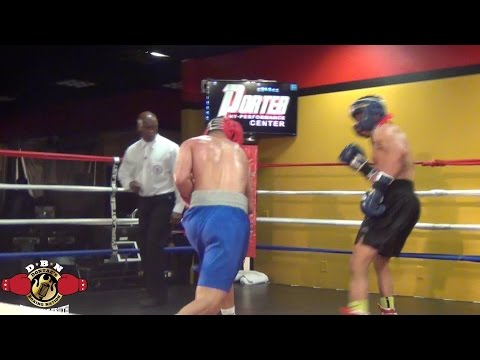 SPAR WARS: EDDIE MURPHY'S NEPHEW BRANDON LYNCH VS PROSPECT JOEY ALDAY  (DONTAE'S BOXING NATION)