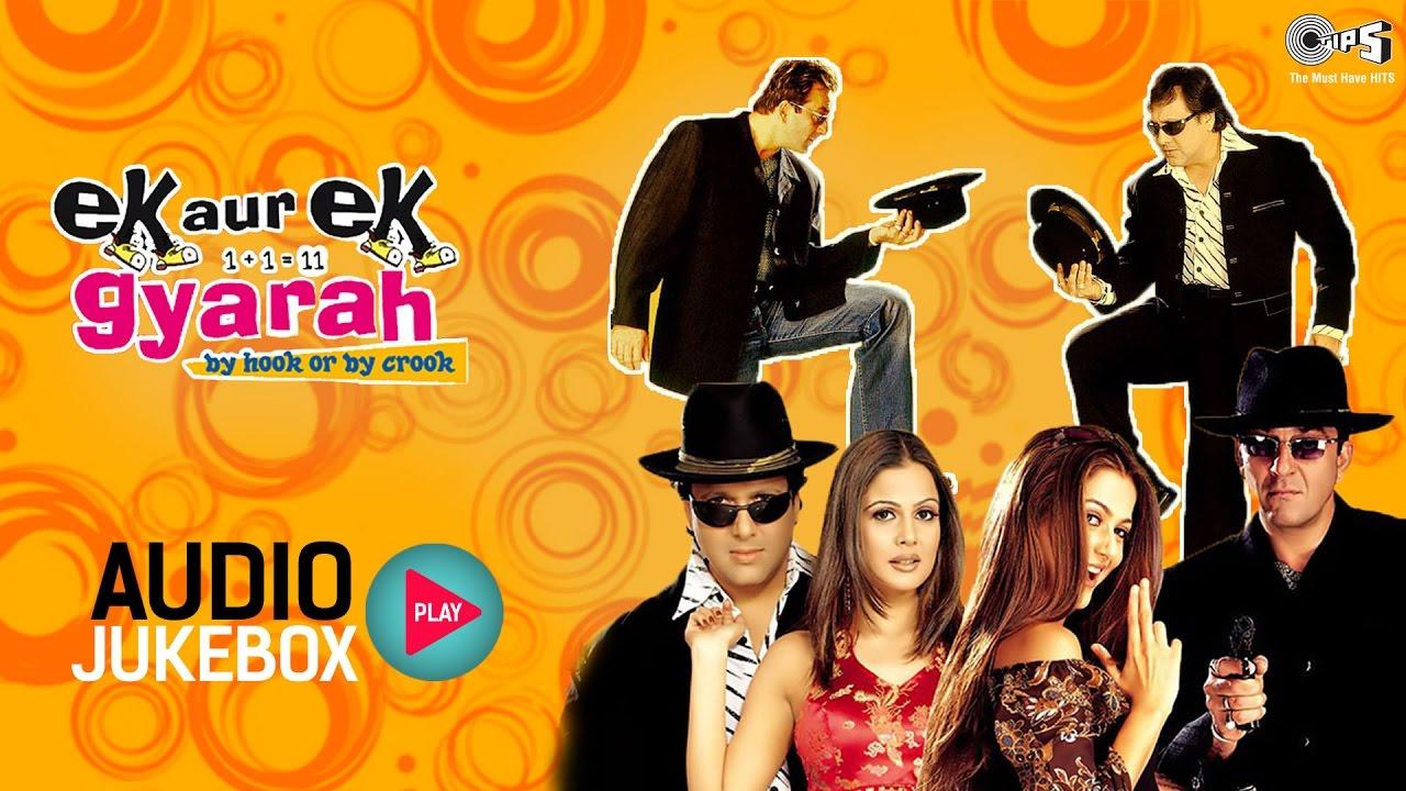 Download Ek Aur Ek Gyarah Audio Songs Jukebox   Govinda, Sanjay Dutt, Shankar Ehsaan Loy   Hindi Songs