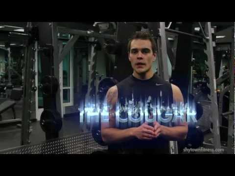 """""""THE COUGAR"""" Full body Cardio/Plyo workout"""