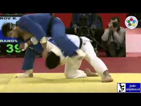 Rishod Sobirov (UZB) - Beslan Mudranov (RUS) [-60kg] semi-final
