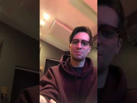 Brendon Urie talking about the new album 1/2/2018