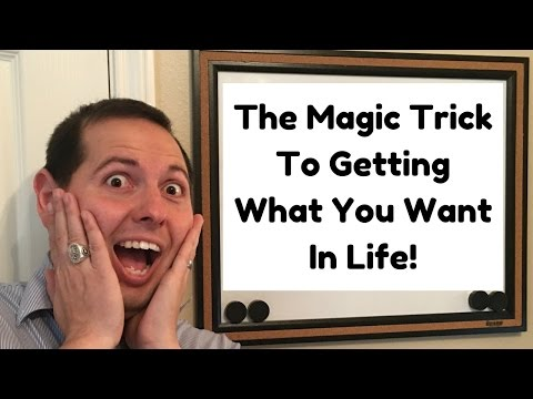 The Magic Trick To Change Your Life! Radical Accountability!
