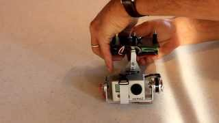 Repeat youtube video Home Made Brushless Direct Drive Gimbal