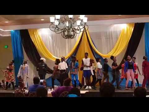 National Arts Festival Tabernacle Baptist Academy Freedom Fight Medley