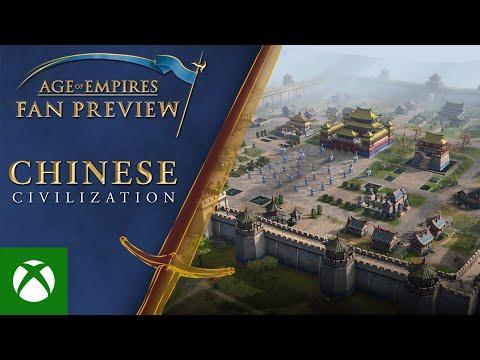 Age of Empires IV выйдет осенью на PC, сразу в Game Pass – показан геймплей