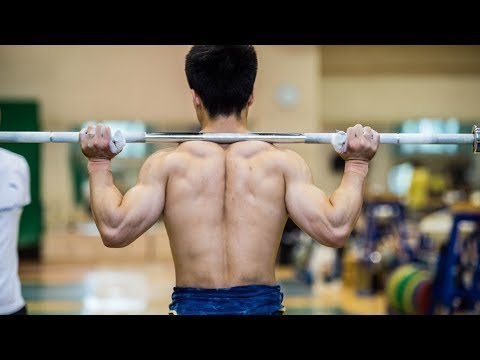 YOU SHOULD TRAIN WEIGHTLIFTING IN CHINA