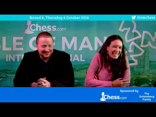 2016 Chess.com Isle of Man Tournament (Douglas) Round 6, Part 3