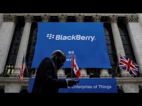BlackBerry turns to driverless technology