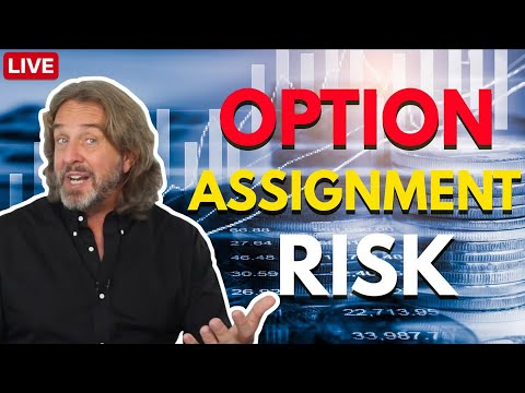🔴 Option Assignment Risk – When To Worry And When To Chill | Coffee With Markus – Episode 44