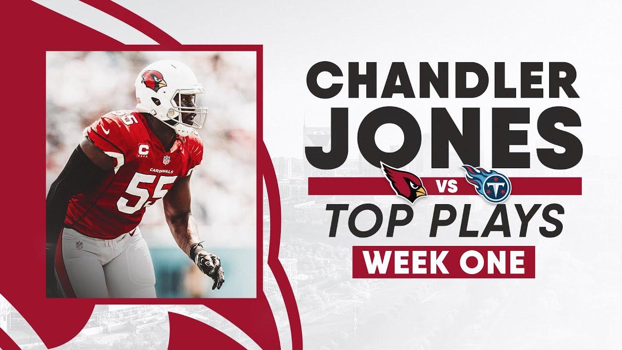 Arizona Cardinals' Chandler Jones dominates Tennessee Titans ...