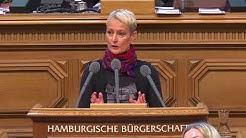 Stefanie von Berg zum Reformationstag (31. Oktober) als Feiertag für Hamburg