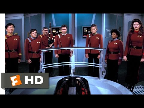 Spock's Funeral  Star Trek: The Wrath of Khan 78 Movie  1982 HD