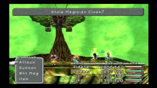 Final Fantasy IX - Iifa Tree - Boss: Soulcage