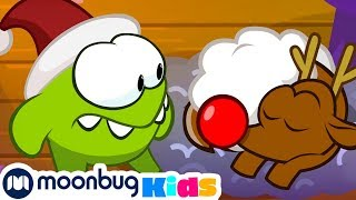 Om Nom Stories - Christmas Special   Cut The Rope   Funny Cartoons For Kids   Kids Videos
