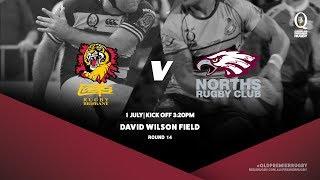 Queensland Premier Rugby R14: Easts v Norths thumbnail