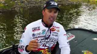 A little of what Edwin Evers likes most about his Nitro Boat